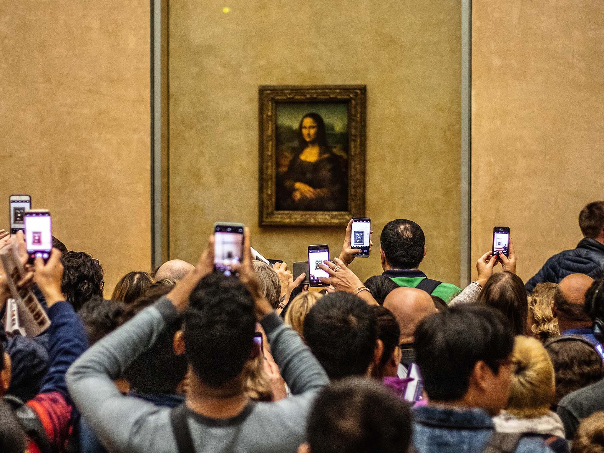 Arte Ate Voce Mona Lisa