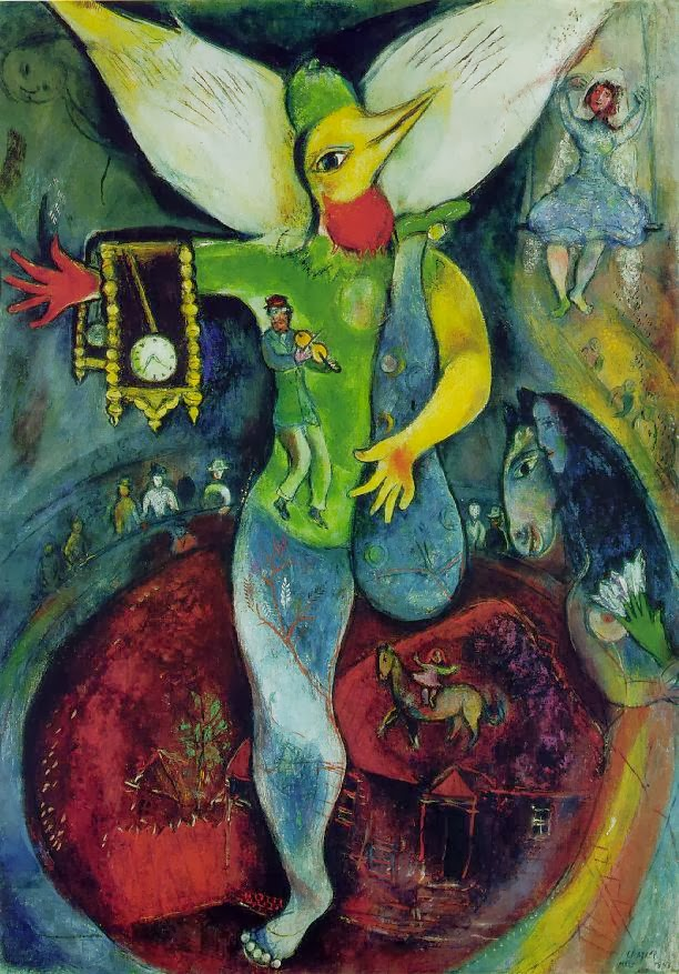 O Malabarista, 1943. Art Institute of Chicago, EUA.
