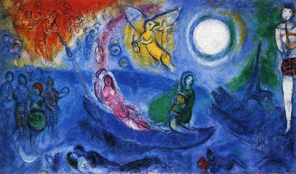 Marc Chagal Concert