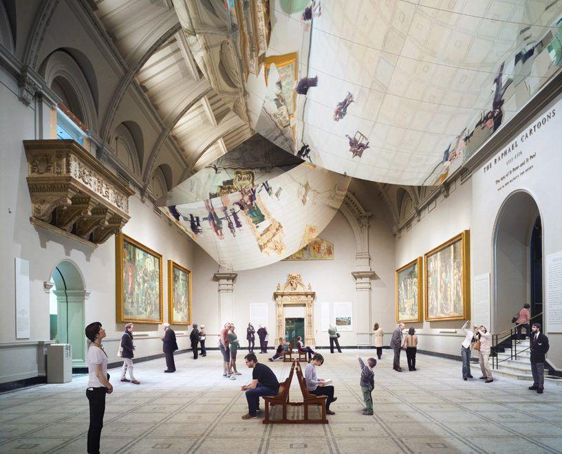 Tapeçarias de Rafael voltam à Capela Sistina depois de 500 anos