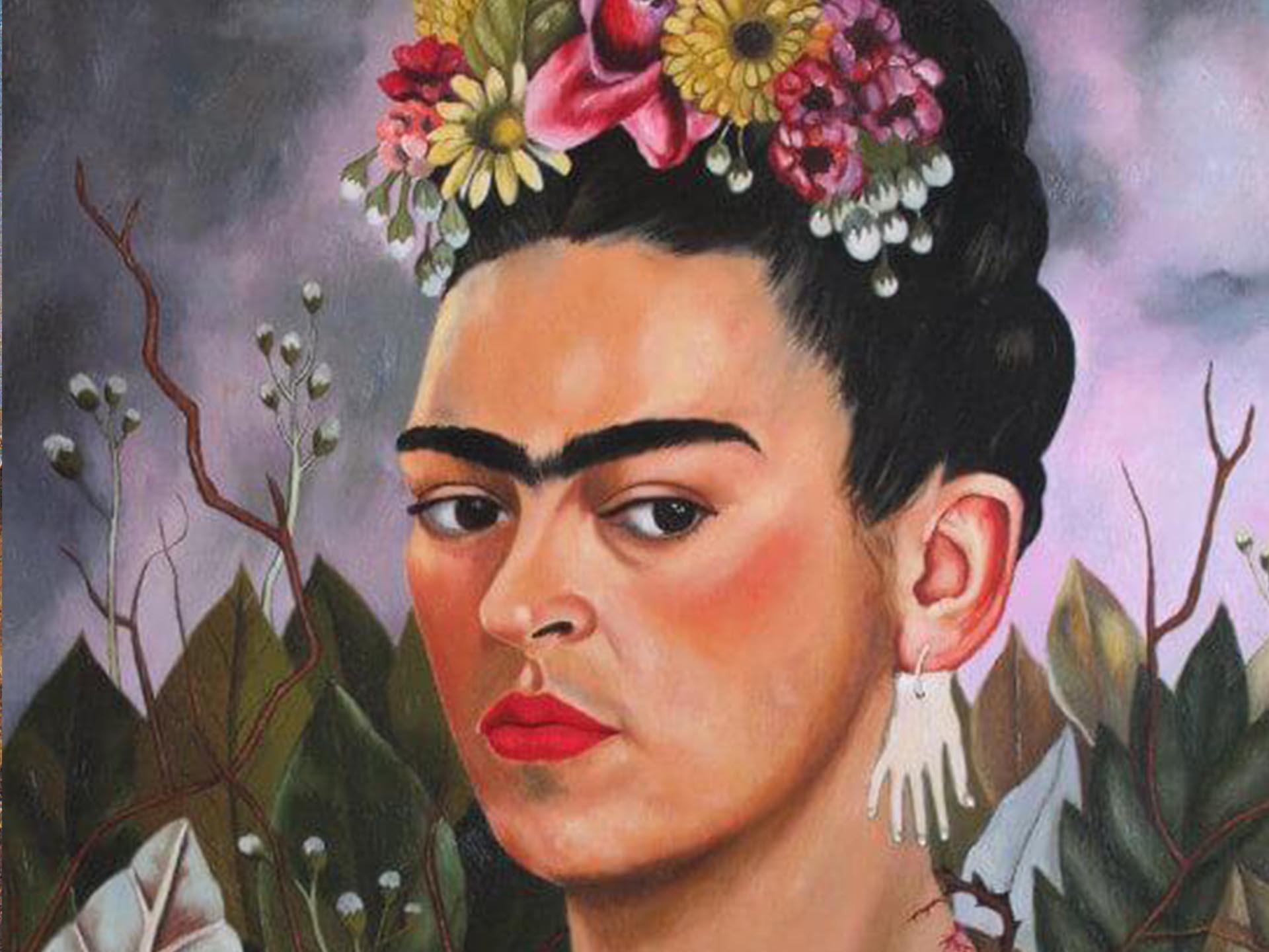 Frida Kahlo Arte Ate Voce